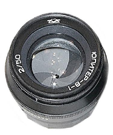 Soviet and Russian Cameras - Jupiter-8 (Zorki)