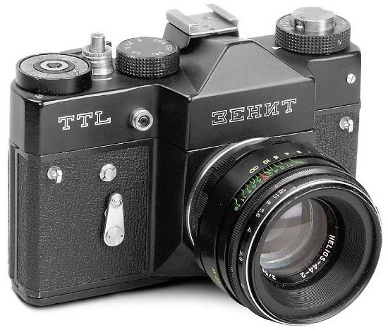 Soviet and Russian Cameras - Zenit-TTL  Zenit-15